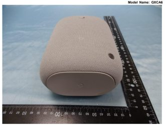 google speaker japan leak