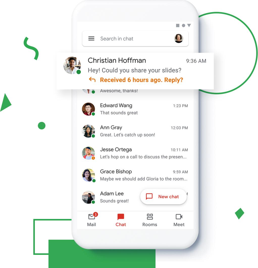 Gmail sistem baru