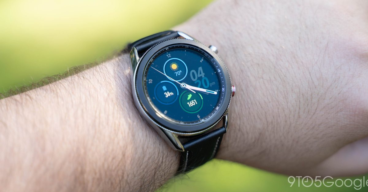 Galaxy Watch 4 battery may be tweaked in the same body - 9to5Google