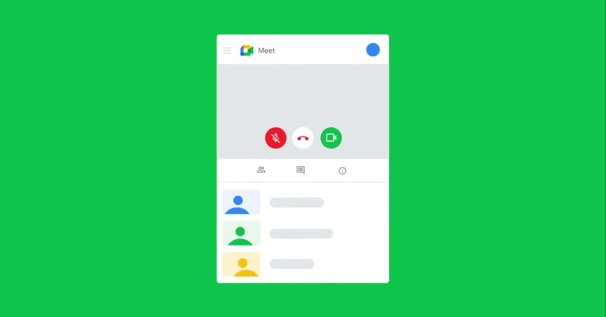 Google Meet for Android, iOS adds 'limit data usage' mode - 9to5Google