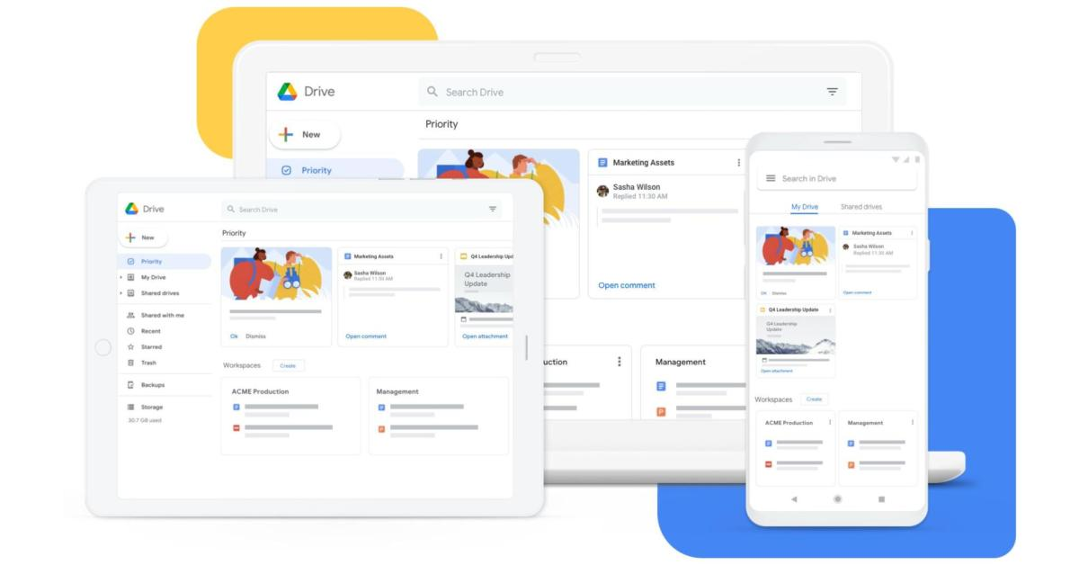 Google Drive for desktop to replace Backup and Sync