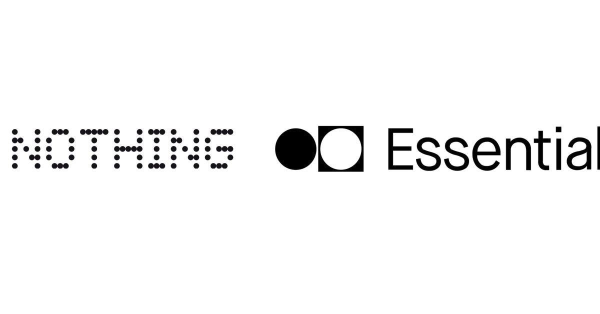 Essential is now officially owned by Carl Pei's Nothing Technologies