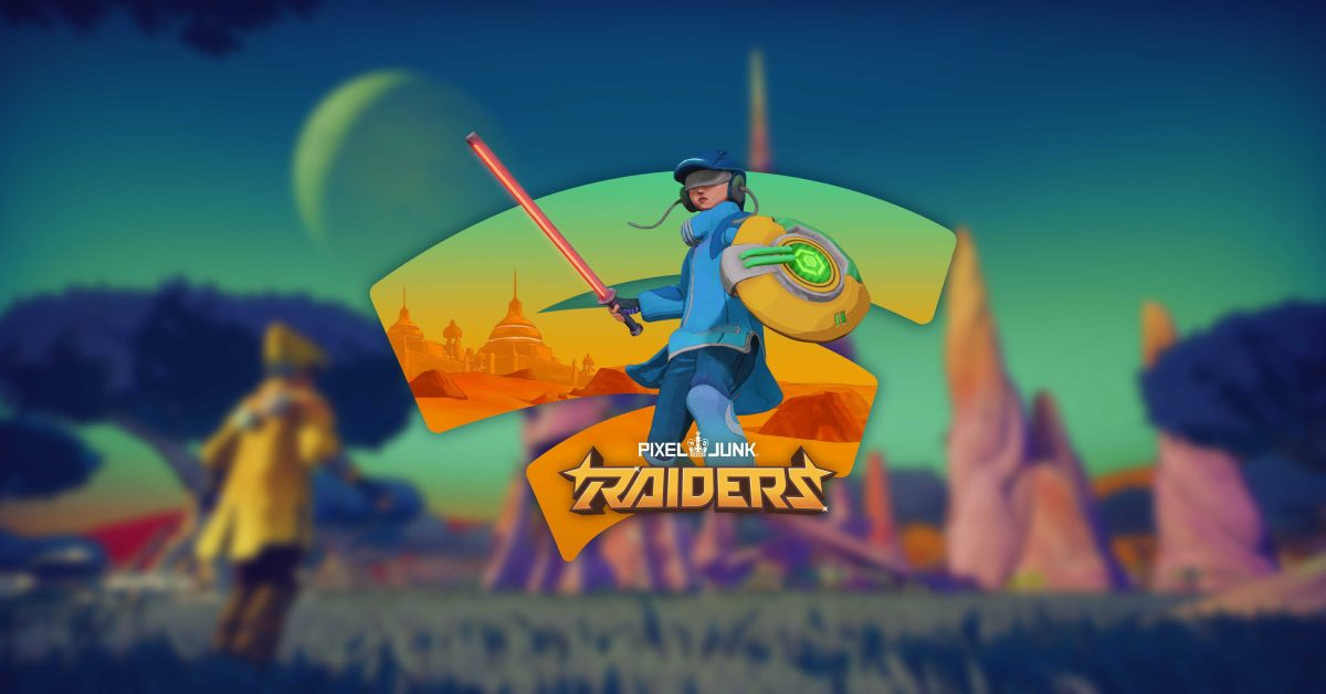 PixelJunk Raiders uses Stadia's State Share as a core feature, launches March 1 thumbnail