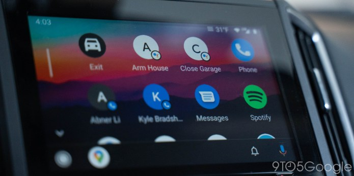 Android Auto Latest News Supported Cars More 9to5google