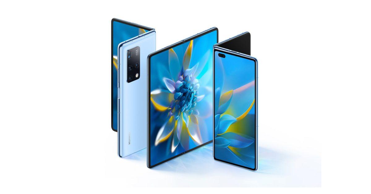 Huawei's new Mate X2 foldable works like a Galaxy Fold, costs nearly $3,000 thumbnail