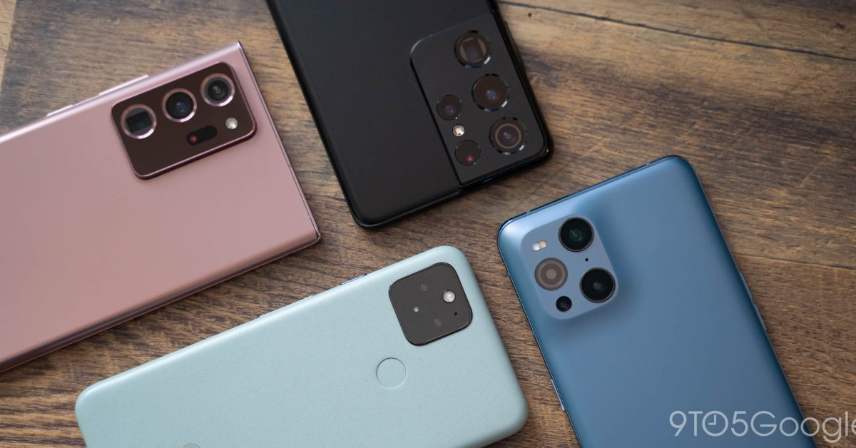 Shot for Shot: Putting the best Android cameras to the test [Gallery] - 9to5Google