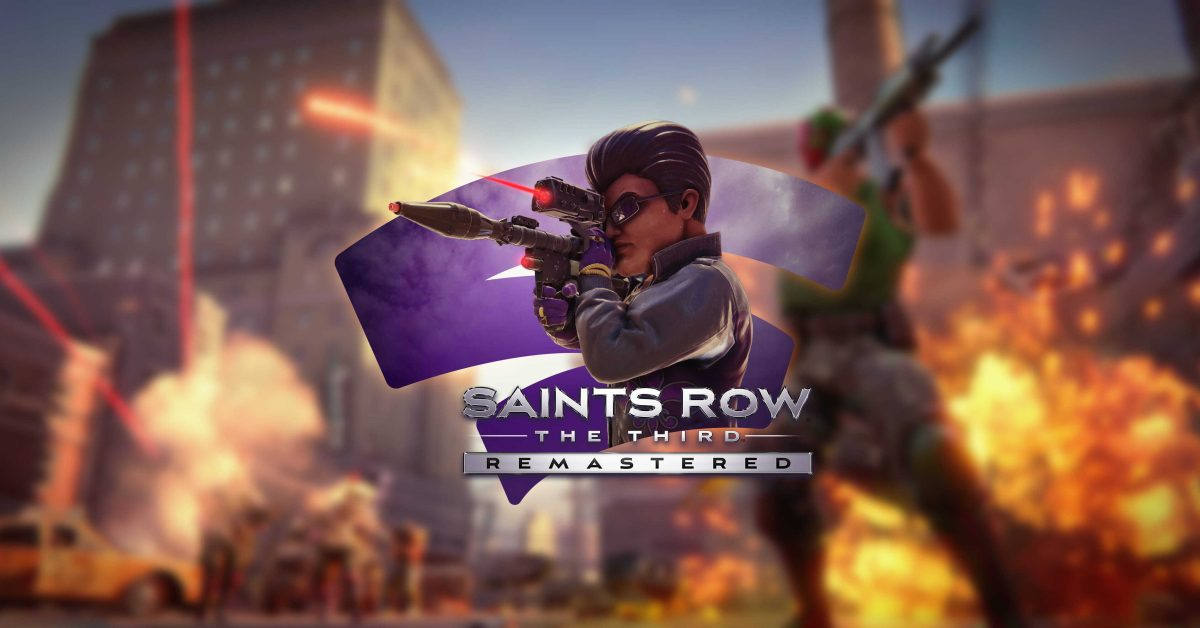 [Update: Out now] Saints Row: The Third Remastered reaches Stadia this week thumbnail