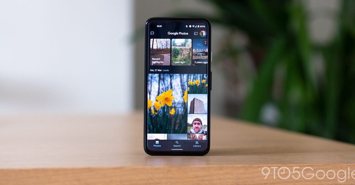 Google Photos adds church-ified 'Silent Reflection' Memories - 9to5Google