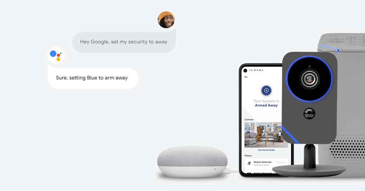 ADT expands Google Assistant controls as part of deal - 9to5Google