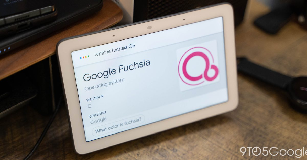 Two Googlers offer a tour and coding demo of Fuchsia OS [Video]