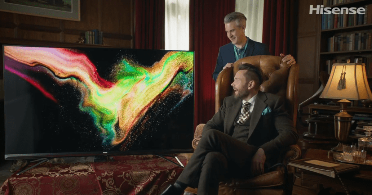 Hisense 2021 ULED lineup brings Android TV, Dual Cell - 9to5Google