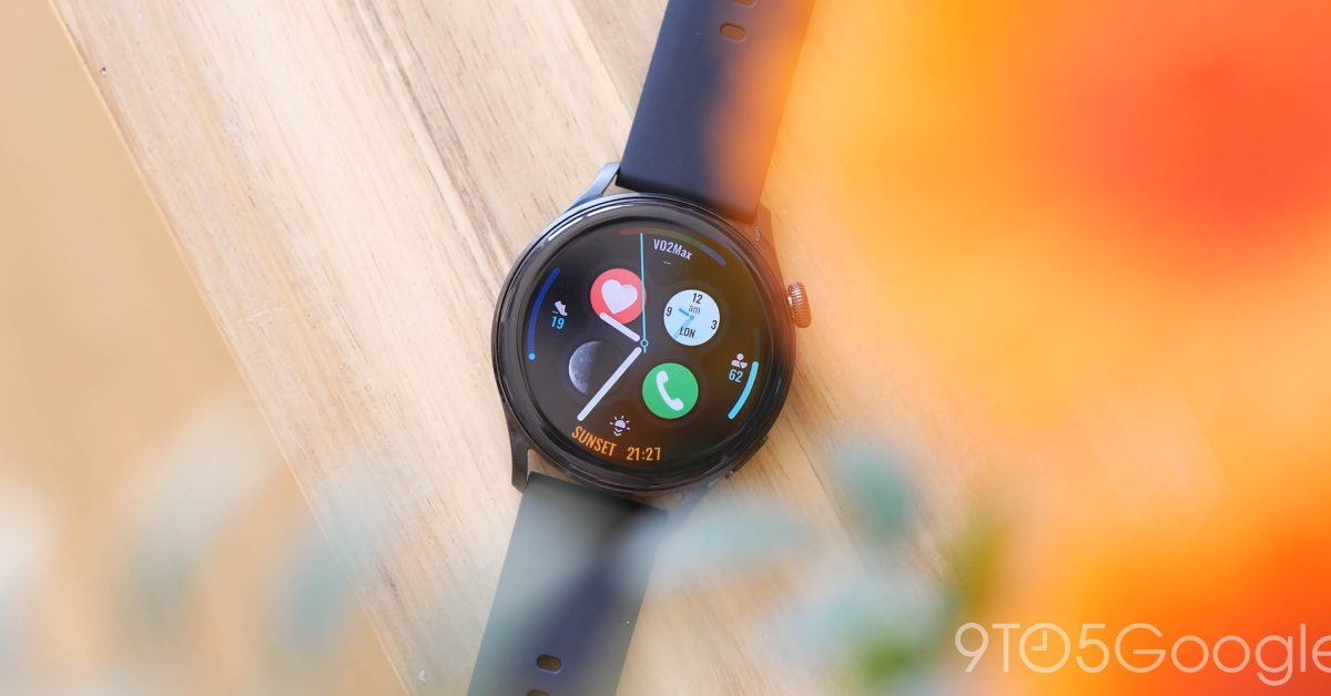 Huawei Watch 3 review: harmonious hand hardware? [Video] - 9to5Google