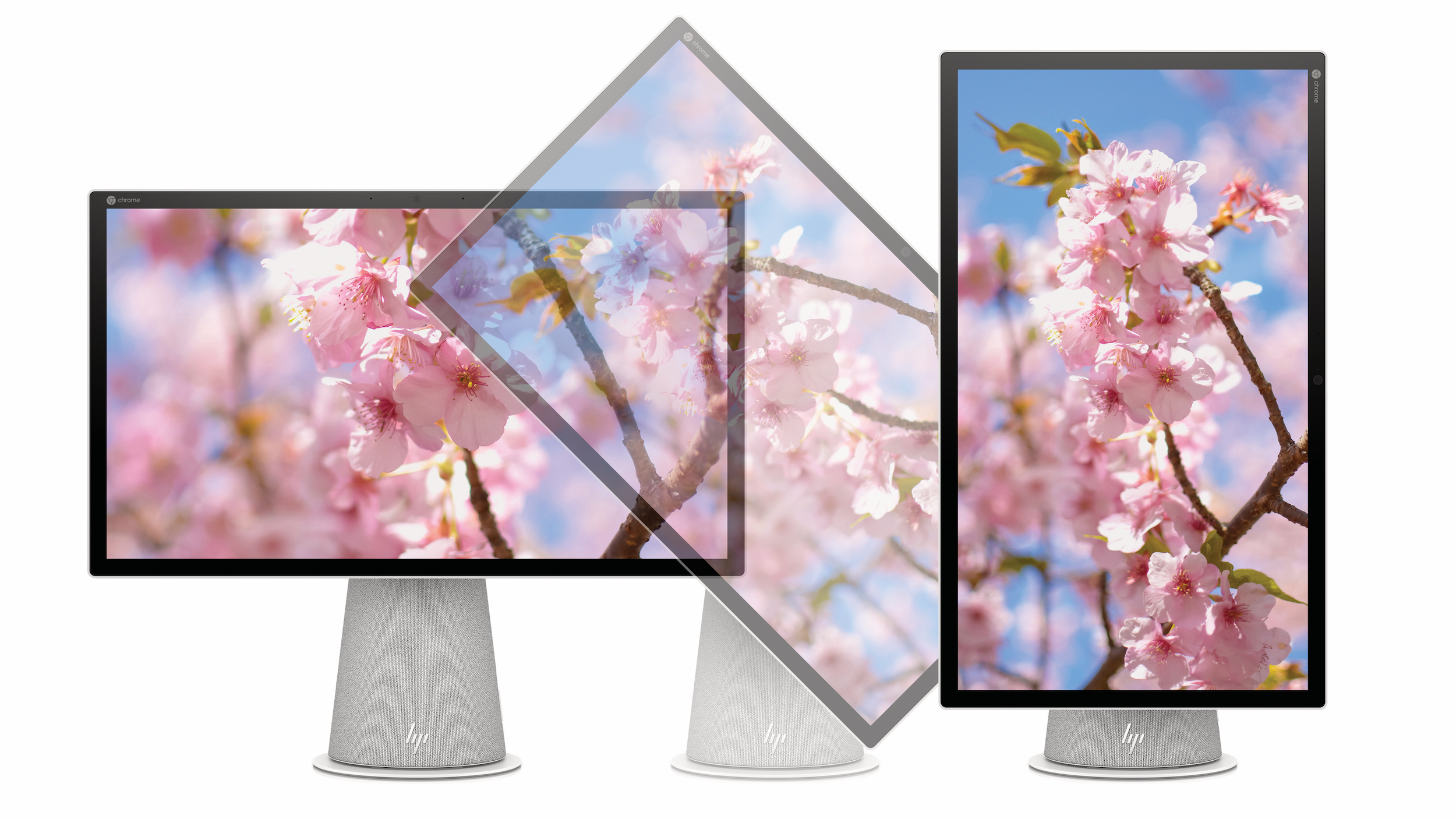 HP Chromebase AiO