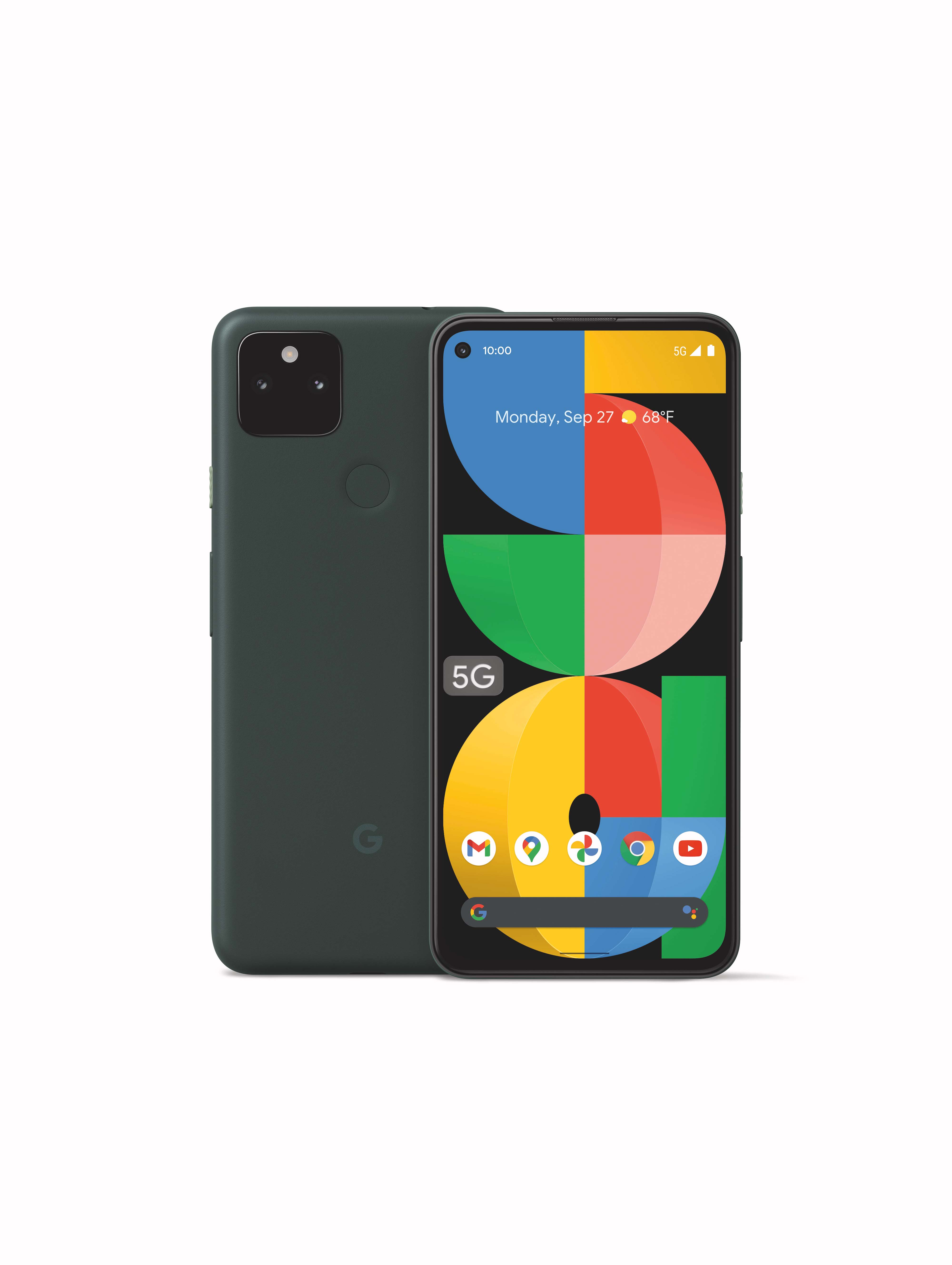 Pixel 5a with 5G