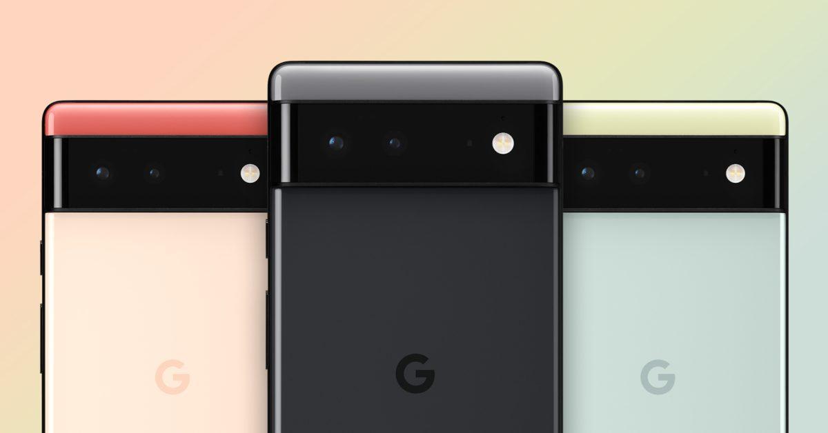 Google Pixel 6 specs: 'Tensor' chip, 120Hz display, 4x zoom, under-display fingerprint