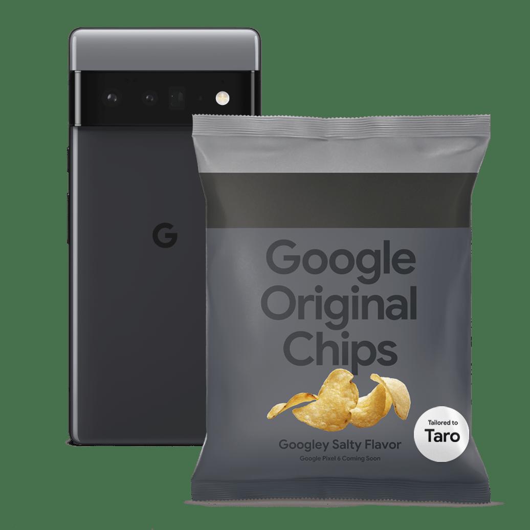Pixel 6 Potato Chips