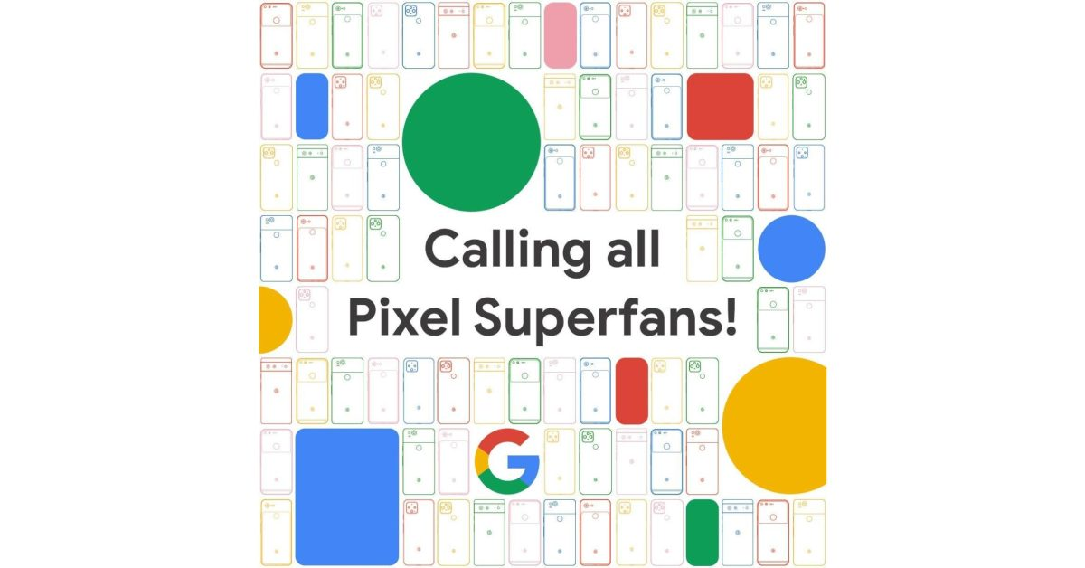 Google now lets you ask to join 'Pixel Superfans' with simple sign-up form thumbnail