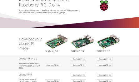 Ubuntu for Raspberry Pi