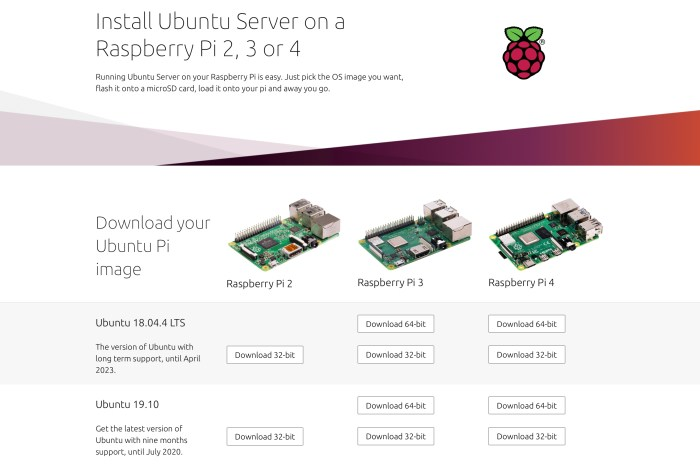 Canonical Makes It Easier to Download Ubuntu for Raspberry Pi