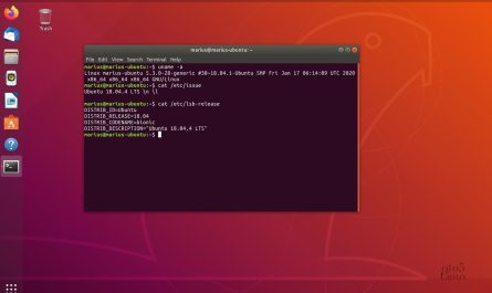 Ubuntu 18.04.4 LTS