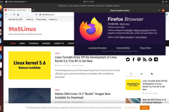Mozilla Firefox 73 Is Now Available for Download, Here's What's New