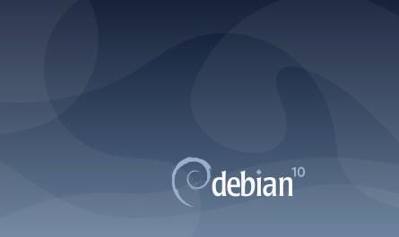 Debian GNU/Linux 10.3