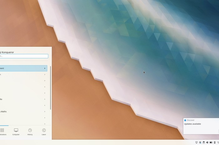KDE Plasma 5.18 LTS Gets First Point Release, Update Now