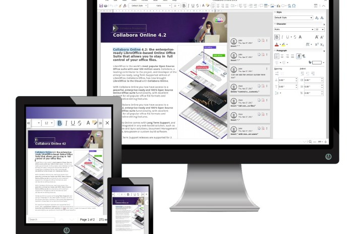 Collabora Online 4.2 Arrives with a Fresh Look and New Features