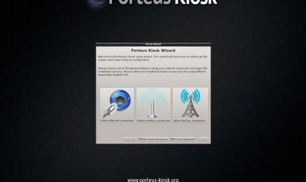 Porteus Kiosk 5.0