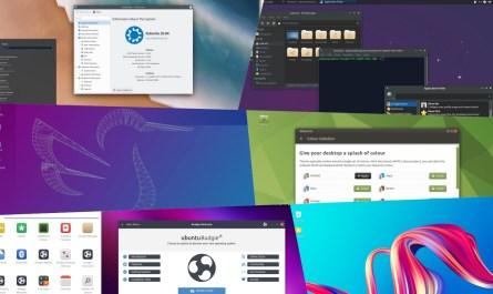 Ubuntu 20.04 LTS flavors