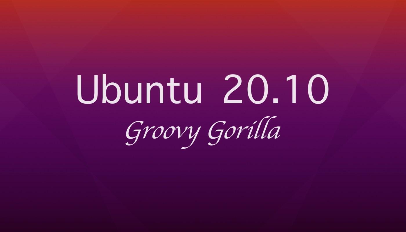 Ubuntu 20.10