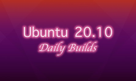 Ubuntu 20.10 daily builds