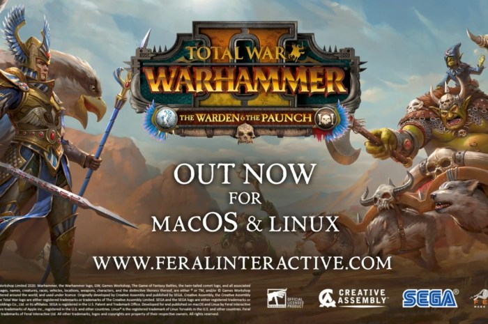 Total War: WARHAMMER II – The Warden & The Paunch DLC Is Out Now for Linux