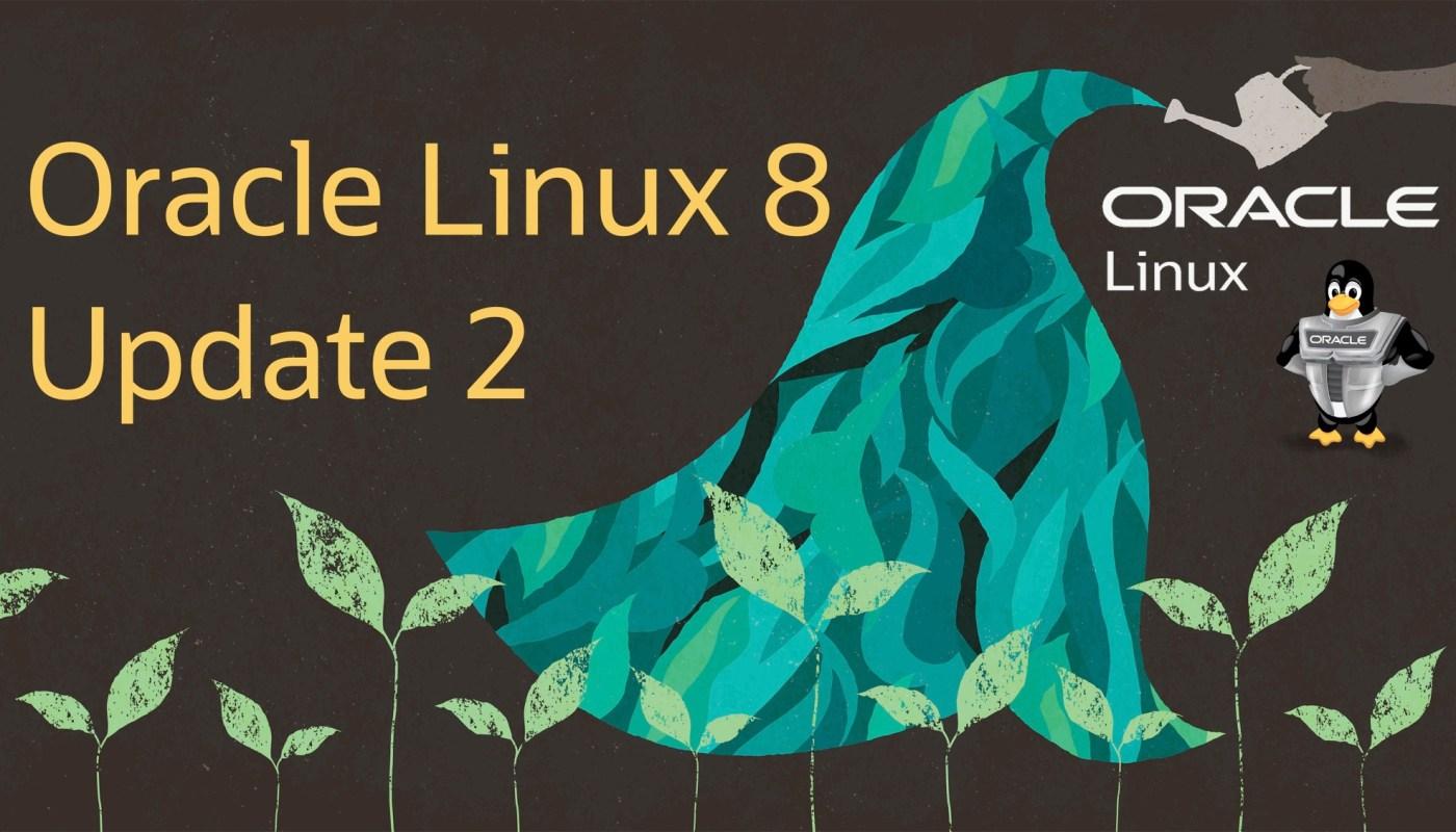 Oracle Linux 8.2