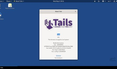 Tails 4.6