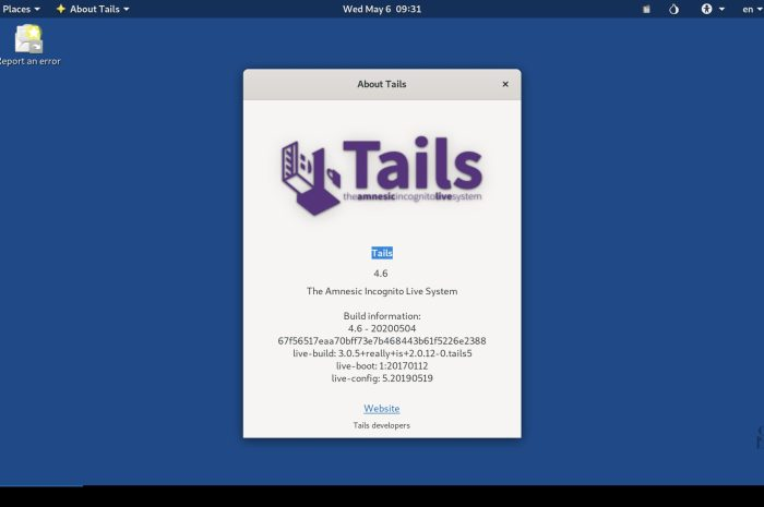 Tails 4.6 Anonymous Linux OS Adds Support for U2F USB Security Keys