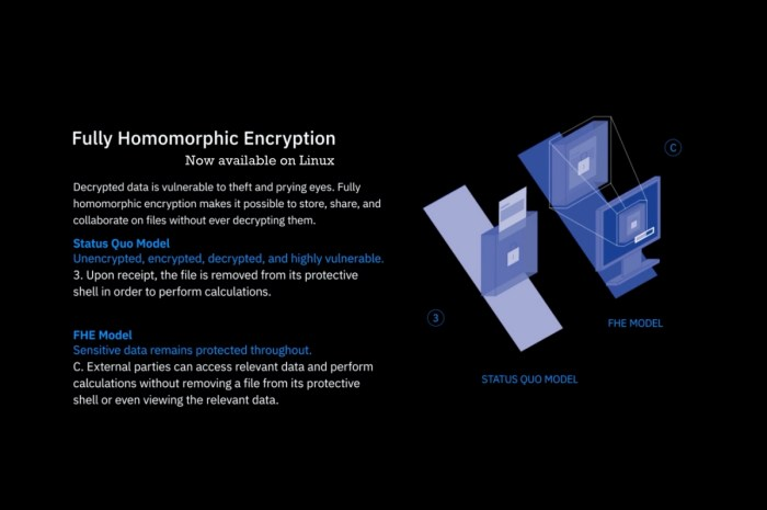 IBM Launches Fully Homomorphic Encryption (FHE) Toolkit for Linux