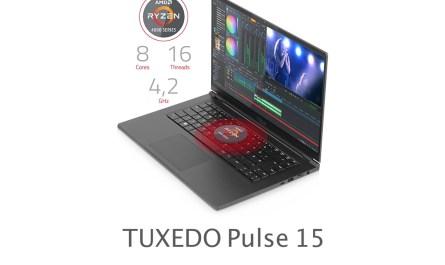 TUXEDO Pulse 15