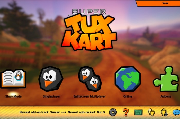 SuperTuxKart 1.2 Released with Better Gamepad Support, New Theme, and More