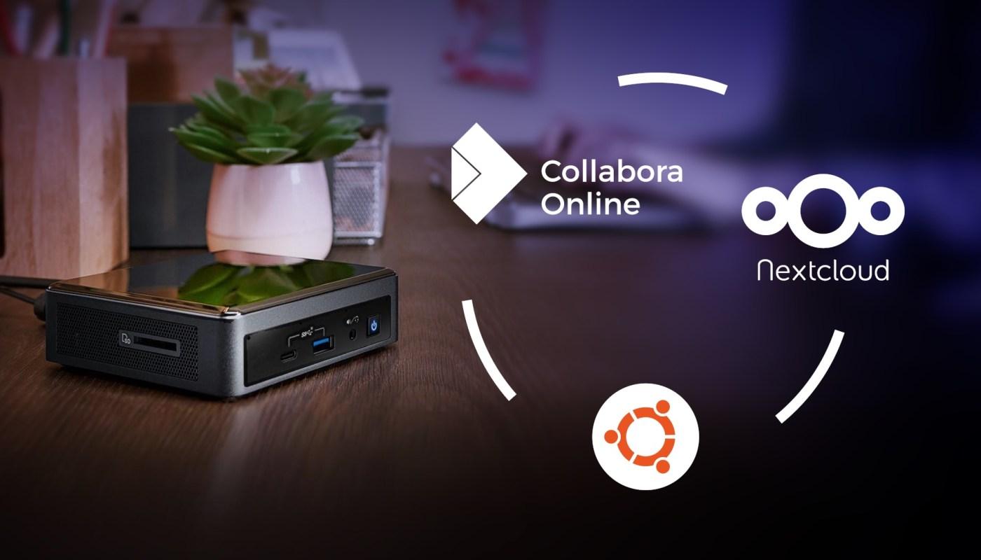 Nextcloud and Collabora Online