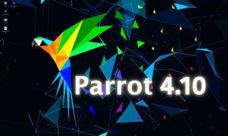 Parrot 4.10