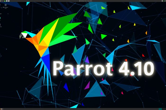 Parrot 4.10 Ethical Hacking OS Released with an Xfce Edition, AnonSurf 3.0 and Metasploit 6.0