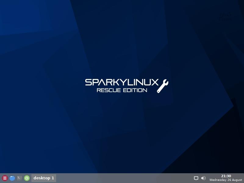 Sparkylinux 2 1
