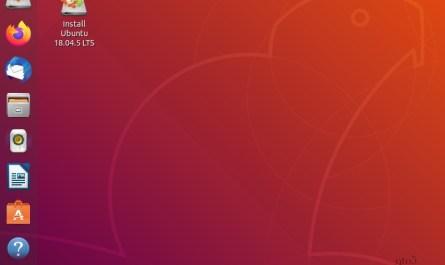 Ubuntu 18.04.5