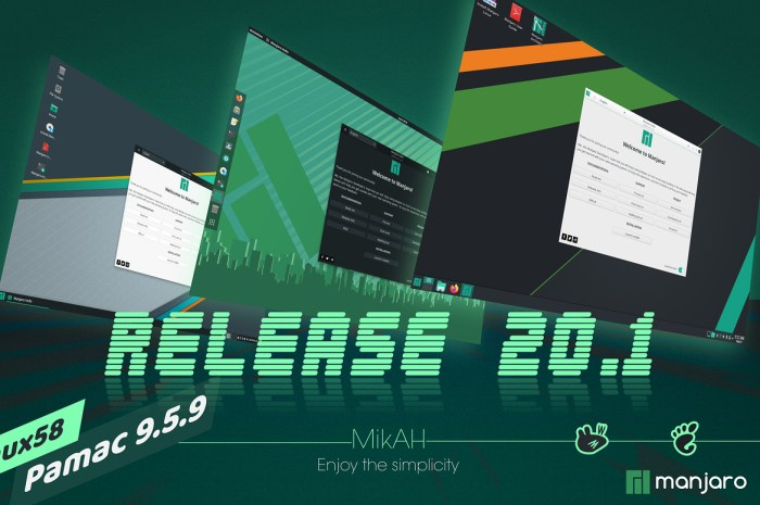 "Manjaro 20.1 ""Mikah"" Is Here with Linux 5.8, Latest KDE Plasma and GNOME Desktops"