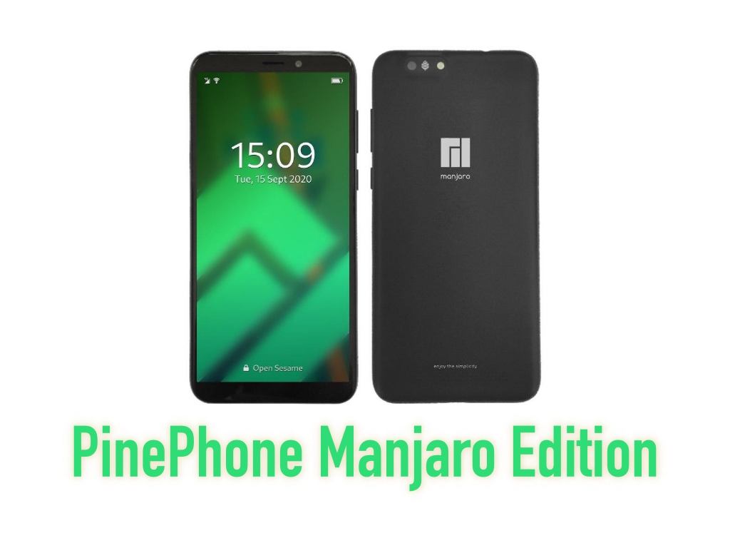 PinePhone Manjaro Edition
