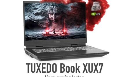 TUXEDO Book XUX7