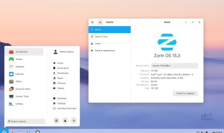 Zorin OS 15.3
