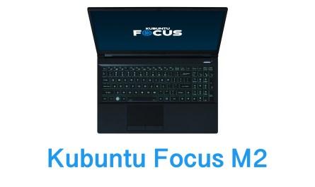 Kubuntu Focus M2