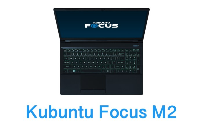 Kubuntu Focus M2 Linux Laptop Launches with Kubuntu 20.04 LTS, Updated Design